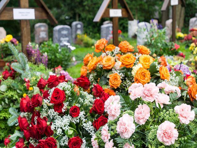 花と緑と眠る埋葬方法「ガーデニング霊園」の基礎知識